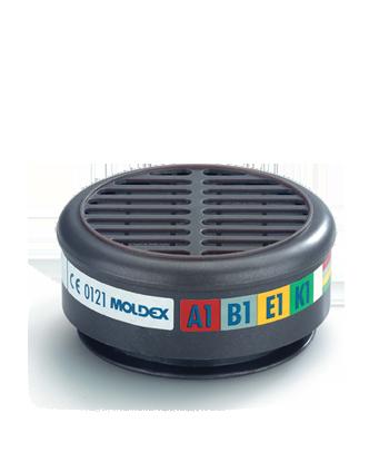 MOLDEX filtro gases A2 8500