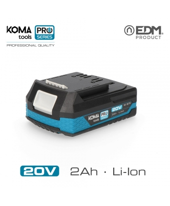 KOMA TOOLS bateria 2.0AH 08770
