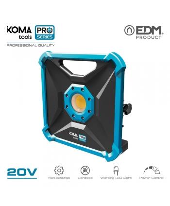 KOMA TOOLS projetor led 20V...