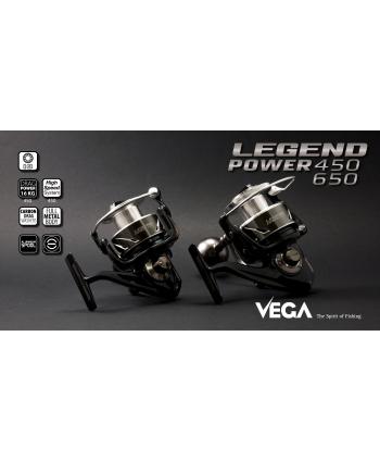VEGA carreto LEGEND POWER 650